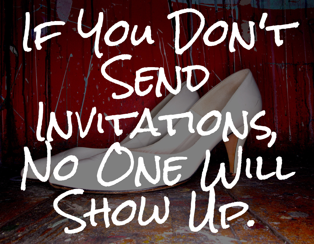 sending invitations